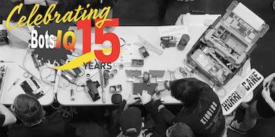 BotsIQ 15 Year Celebration