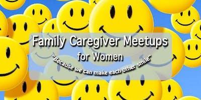 Caregivers' Social for Women: Celebrating US!