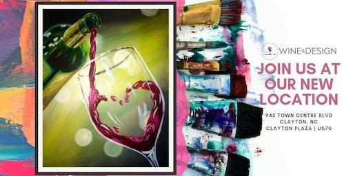 Sip + Paint | Wine Lover