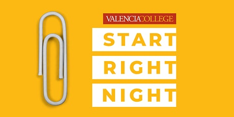 Valencia College Start Right Night | Osceola Campus tickets