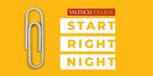 Valencia College Start Right Night | West Campus