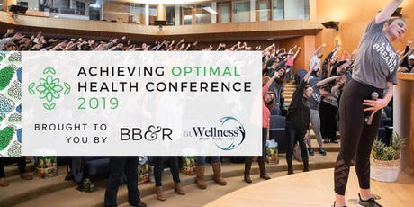 Achieving Optimal Health Conference 2019 tickets