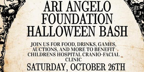 Ari Angelo Foundation Halloween Bash tickets