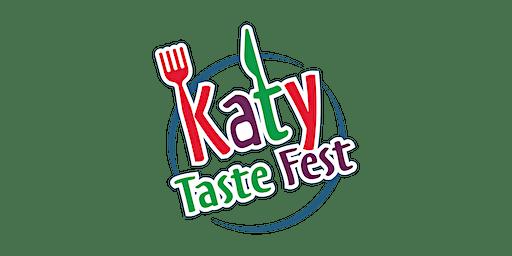 Katy Taste Fest 2020