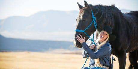 Equine Education Event with Amberley Snyder  tickets