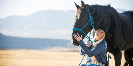 Equine Education Event with Amberley Snyder & Boyd Martin