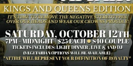 """LITTLE GIANTS 5th Annual Gala """"A Royal Affair, Kings and Queens edition"""" tickets"""