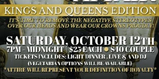 """LITTLE GIANTS 5th Annual Gala """"A Royal Affair, Kings and Queens edition"""""""