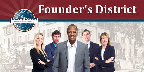 Founders District Executive Committee (DEC) Meeting - Thursday September 5, 2019 tickets