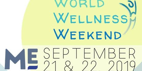 World Wellness Weekend tickets