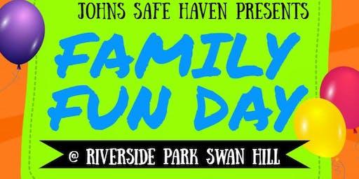 Family Fun Day @ Riverside Park