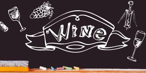 Back to school Wine Tasting