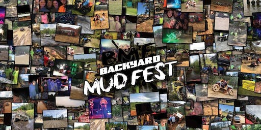 Backyard Mud Fest at Possum Creek Off-Road