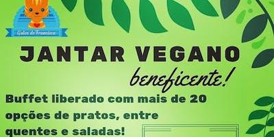 Jantar Beneficente Vegano
