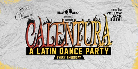 Calentura Latin Dance Party tickets
