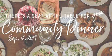 Free Community Dinner with the Doc! tickets