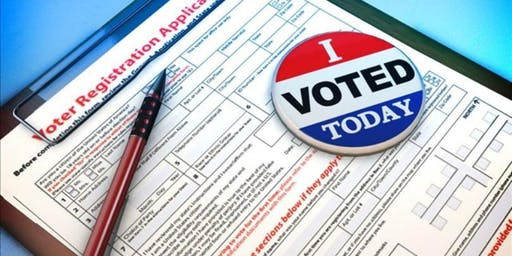Voter Registration Training! Open to all Community Members.