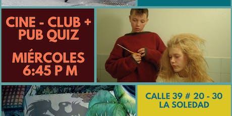 Pub Quiz V.2. Cine club Casa la Soledad entradas