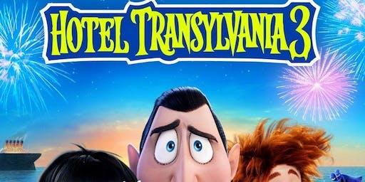 Family Movie Night!  Hotel Transylvania 3: Summer Vacation