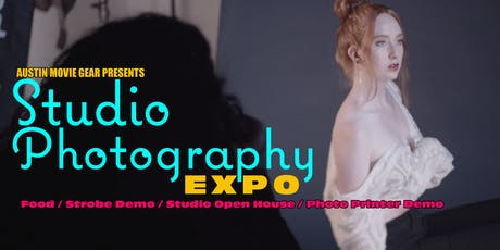Studio Photography Expo tickets