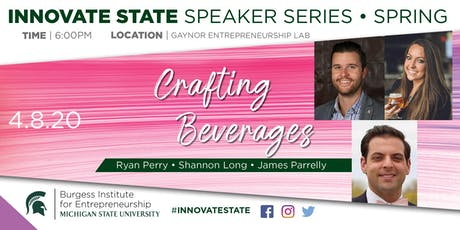 Innovate State: Crafting Beverages  tickets