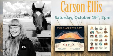Carson Ellis tickets