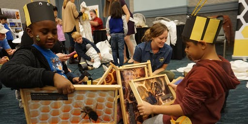 American Beekeeping Federation's Kids and Bees Event, Illinois