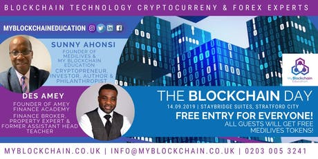 The Blockchain Day tickets
