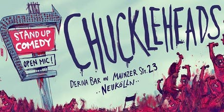 Chuckleheads English Stand up Comedy #134 Tickets