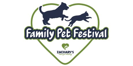 Zachary's Paws for Healing - Family Pet Festival tickets
