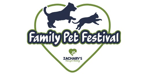 Zachary's Paws for Healing - Family Pet Festival