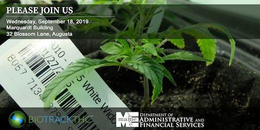 Augusta: BioTrackTHC Training (Wednesday)