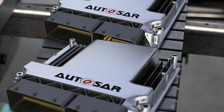 Adaptive AUTOSAR Workshop tickets