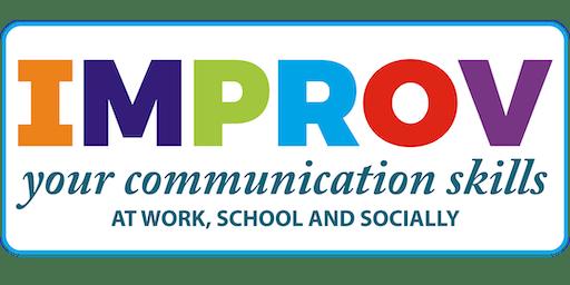 IMPROV Your Communication Skills
