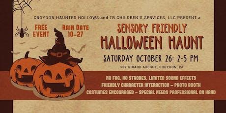 Sensory Friendly Halloween Haunt tickets