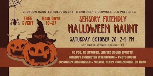 Sensory Friendly Halloween Haunt