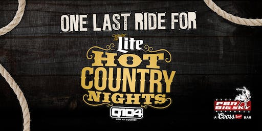 One Last Ride for Hot Country Nights