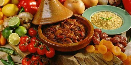 Moroccan Feast with the Happy Food Supper Club tickets