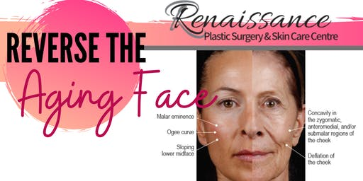 Reverse the AGING FACE! Live injection demos and SPECIAL SAVINGS!!