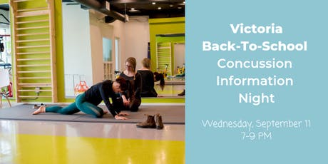 Back-To-School Concussion Information Night tickets