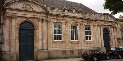 Guided Tours at Sessions House Northampton