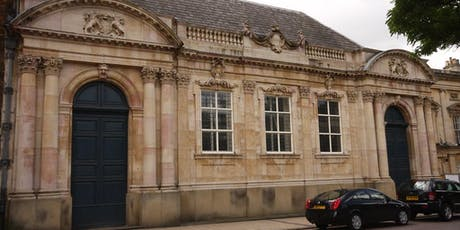 Guided Tours at Sessions House Northampton tickets