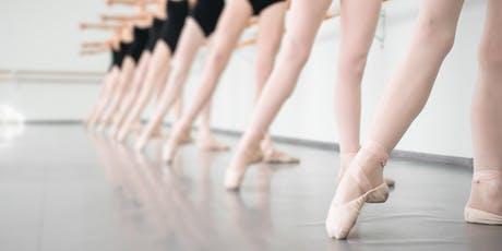 Ballet Studio, SEPTEMBER 2019 tickets