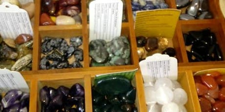 FREE! CRYSTALS, GEMSTONE JEWELLERY POP-UP SHOP tickets