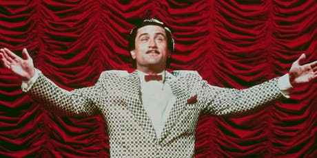 Movies of the '80s: THE KING OF COMEDY starring Robert De Niro tickets