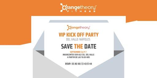 VIP KICK OFF PARTY DEL VALLE-NÁPOLES