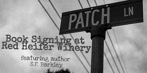 Book Signing at Red Heifer Winery featuring S.F. Barkley