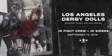 Derby Dolls Banked Track Roller Derby: Jr Fight Crew vs Jr Sirens tickets