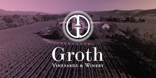 Groth Wine Dinner