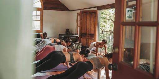 Project Align September 2019- Movement & Wellness Workshop